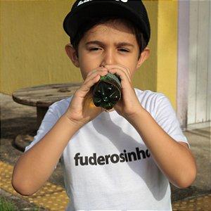 Camiseta Infantil Fuderosinho Branca