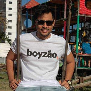 Camiseta Boyzão Branca