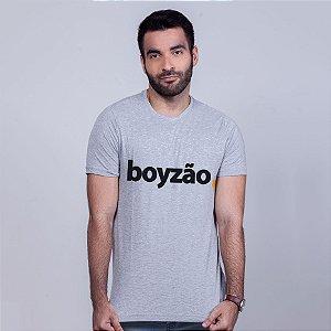 Camiseta Boyzão Mescla