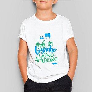 Camiseta Infantil Boyzinho