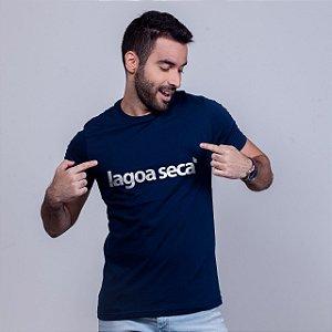 Camiseta Lagoa Seca Azul Marinho