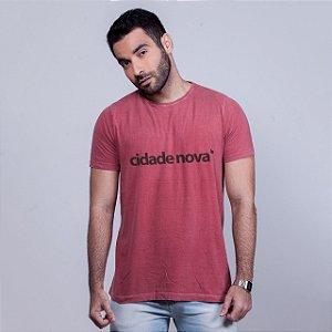Camiseta Estonada Cidade Nova Goiaba