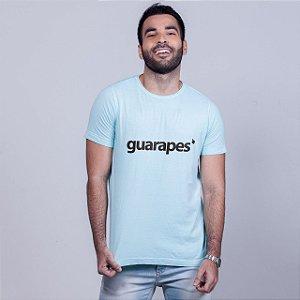 Camiseta Estonada Guarapes Azul