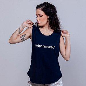 Regatão Felipe Camarão Azul Marinho