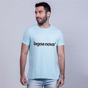 Camiseta Estonada Lagoa Nova Azul