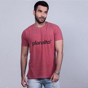 Camiseta Estonada Planalto Goiaba