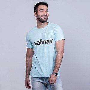Camiseta Estonada Salinas Azul