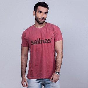 Camiseta Estonada Salinas Goiaba
