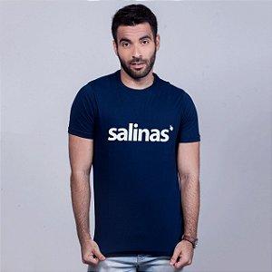 Camiseta Salinas Azul Marinho