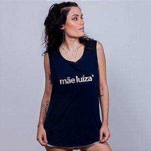 Regatão Mãe Luíza Azul Marinho