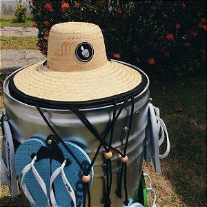 Chapéu de Palha Caju Sem Etiqueta