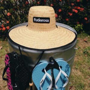 Chapéu de Palha Fuderosa