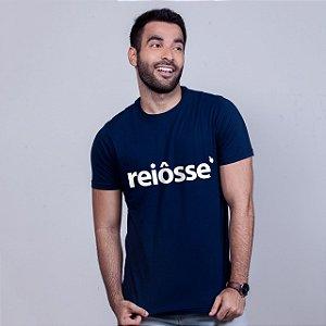 Camiseta Reiosse Azul Marinho