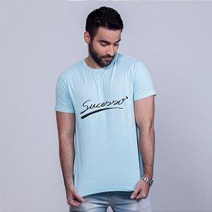 Camiseta Estonada Sucesso Azul