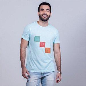 Camiseta Estonada OUL Azul