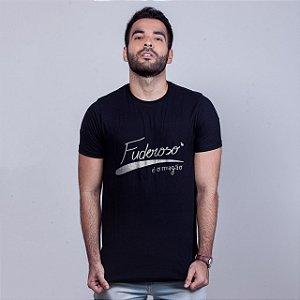Camiseta Fuderoso é o Magão Preta