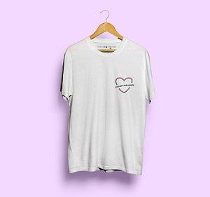 Camiseta Você Não é Todo Mundo Branca