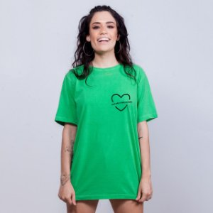 Camiseta Estonada Você Não é Todo Mundo Verde