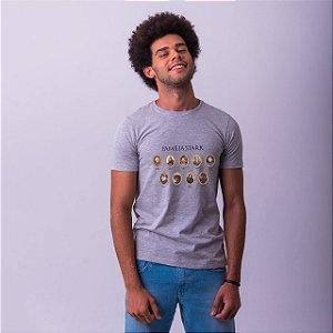 Camiseta Família Stark Mescla