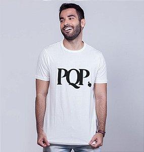 Camiseta PQP Branca