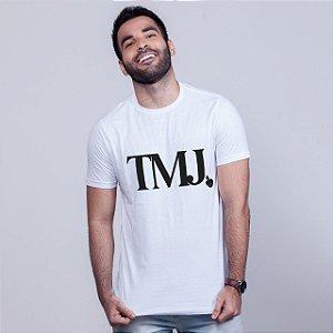 Camiseta TMJ Branca