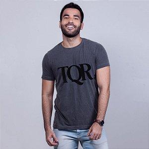 Camiseta Estonada TQR Chumbo