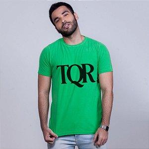 Camiseta Estonada TQR Verde