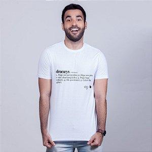 Camiseta Dracarys Branca