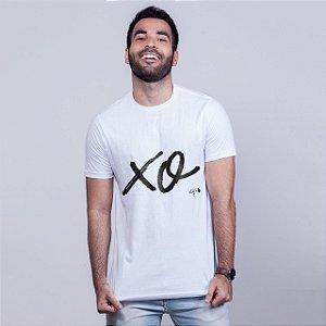 Camiseta Xo Branca