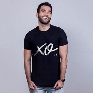 Camiseta Xo Preta