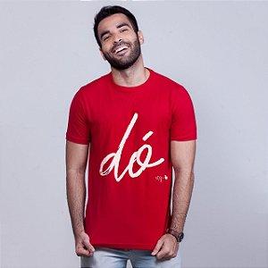 Camiseta Dó Vermelha