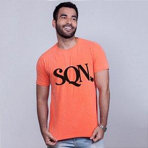 Camiseta Estonada SQN Laranja