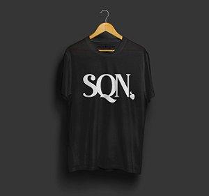 Camiseta SQN Preta