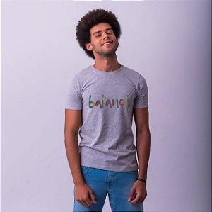 Camiseta Balancê Mescla