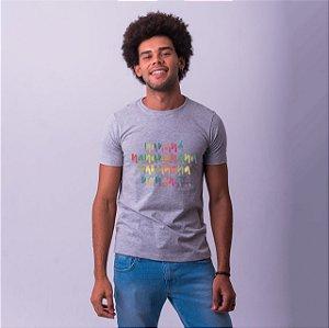 Camiseta Nananá Mescla