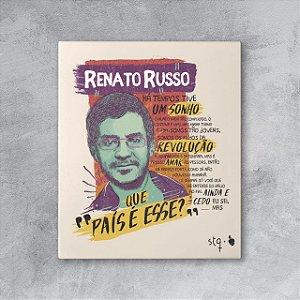 Quadro Renato Russo