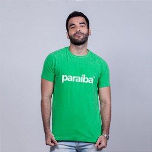 Camiseta Estonada Paraíba Verde