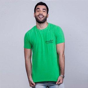 Camiseta Estonada Painho é Fuderoso Básica Verde