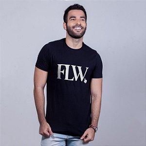 Camiseta FLW Preta