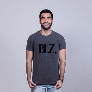 Camiseta BLZ Chumbo