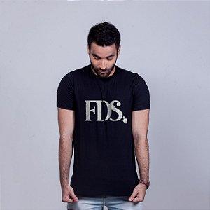 Camiseta FDS Preta