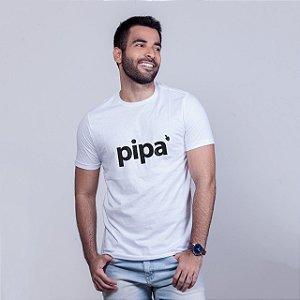 Camiseta Pipa Branca
