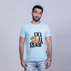 Camiseta Estonada Potiguar Azul