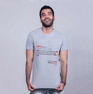 Camiseta Grea Dicionário Mescla
