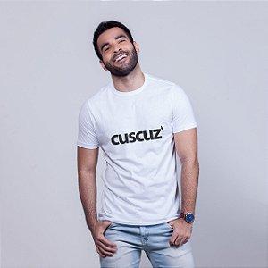 Camiseta Cuscuz Branca