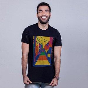 Camiseta Beco da Lama Preta