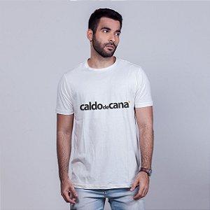 Camiseta Caldo de Cana Branca
