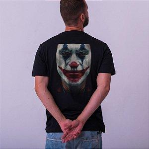 Camiseta Put On A Happy Face Preta