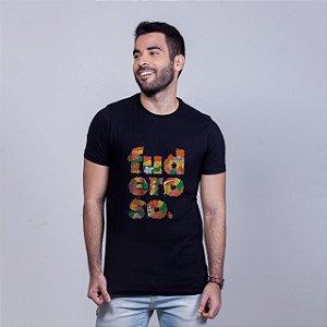 Camiseta Fuderoso Color Preta