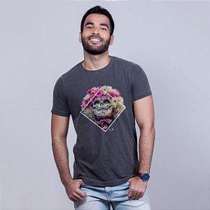 Camiseta Estonada Florida Chumbo Pedro FTZA